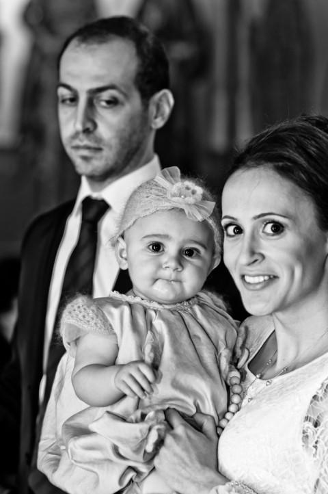 Taufe in Esslingen - griechisch orthodox Kirche Fotograf - Euripidis Photography